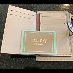 Katie Q NWT Card Carrier